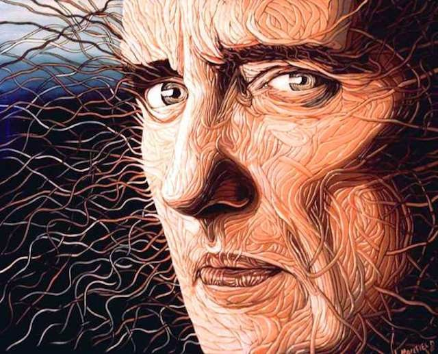 © Jack Morefield | pintura | retrato | realismo | arte a un click | A1CGalería