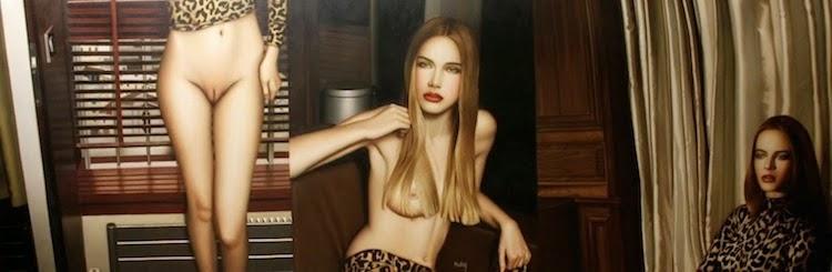 © Harold Muñoz | pintura | hiperrealismo | painting | arte a un click | entrevista | A1CGalería