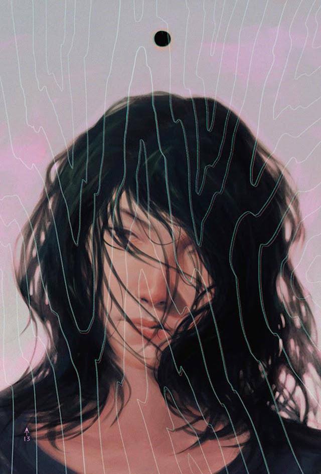 © Adam Tan   ilustración   pintura   painting   arte a un click   A1CGalería