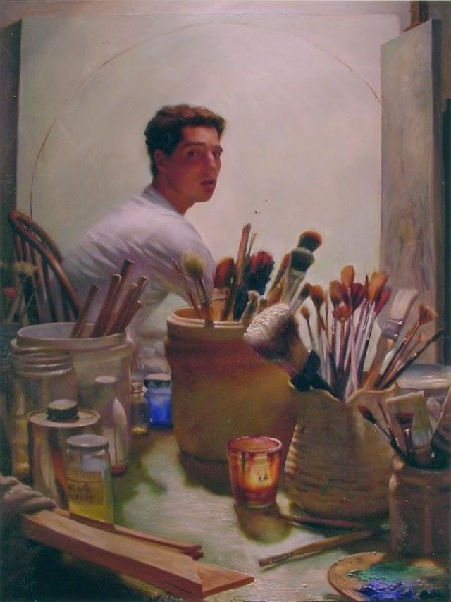 © Christopher Pugliese   pintura   painting   arte a un click   A1CGalería