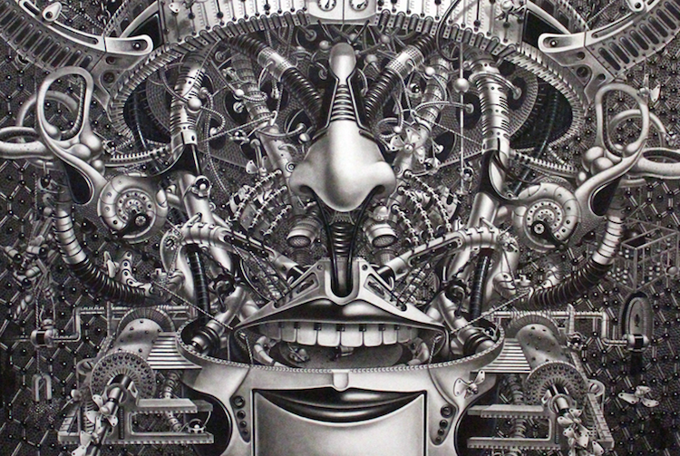 © Samuel Gómez | Ilustración | grafito | arte a un click | A1CGalería