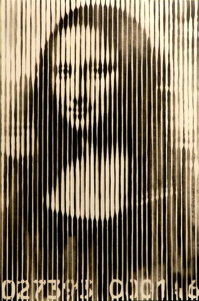 © Mr. Brainwash | Mona Linesa | Galería 3 Punts | Art Madrid'15 | Feria de Arte Contemporáneo | ARTE A UN CLICK | A1CFerias