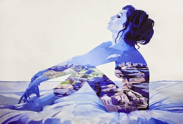© Nekane Manrique Mezquita   La piel del troncal   Espacio Nuca   Art & Breakfast   arte a un click   A1CFerias