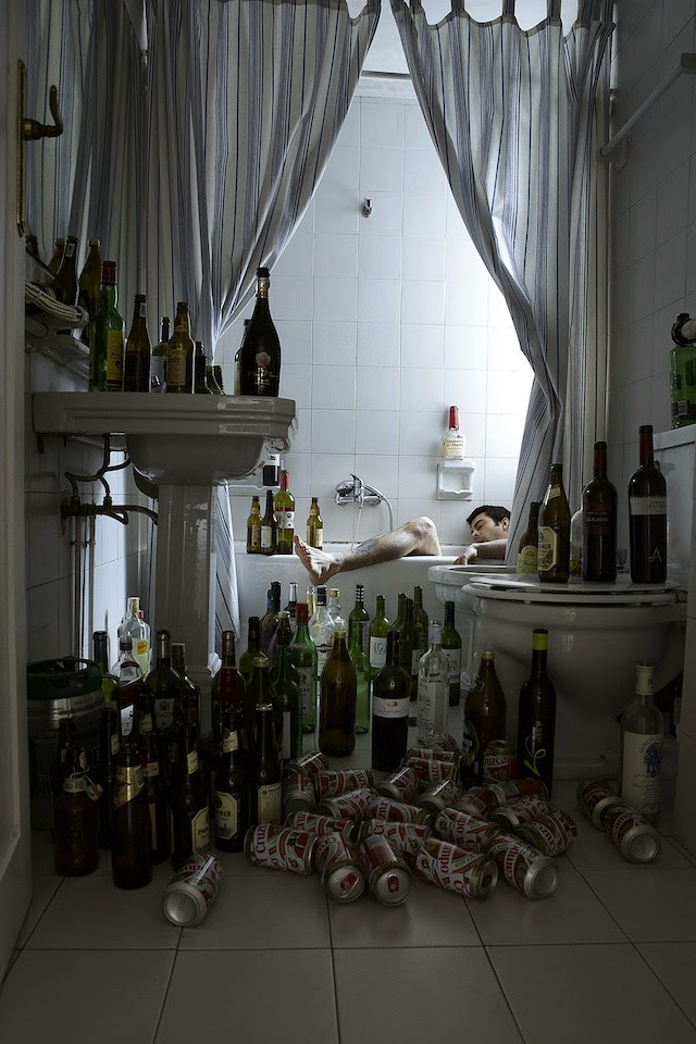 © Pablo Lecrosey   Sin nada que perder 1   Grundkreuz   Art & Breakfast   arte a un click   A1CFerias