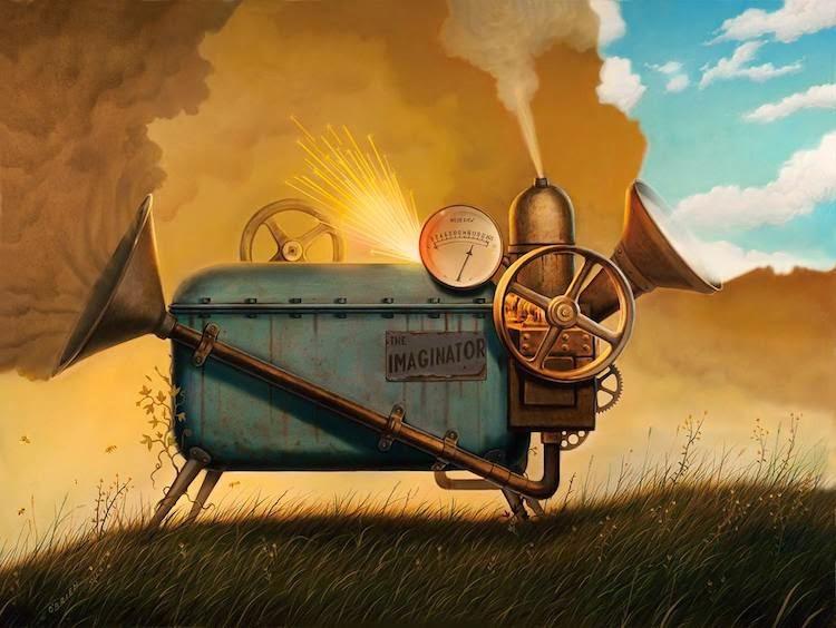© Tim O'Brien | ilustración | realismo | arte a un click | A1CGalería