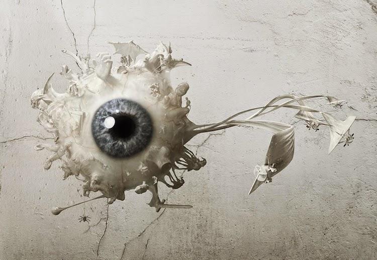 © Christophe Huet  | fotografía | fotomanipulación | retoque digital | arte a un click | A1CGalería