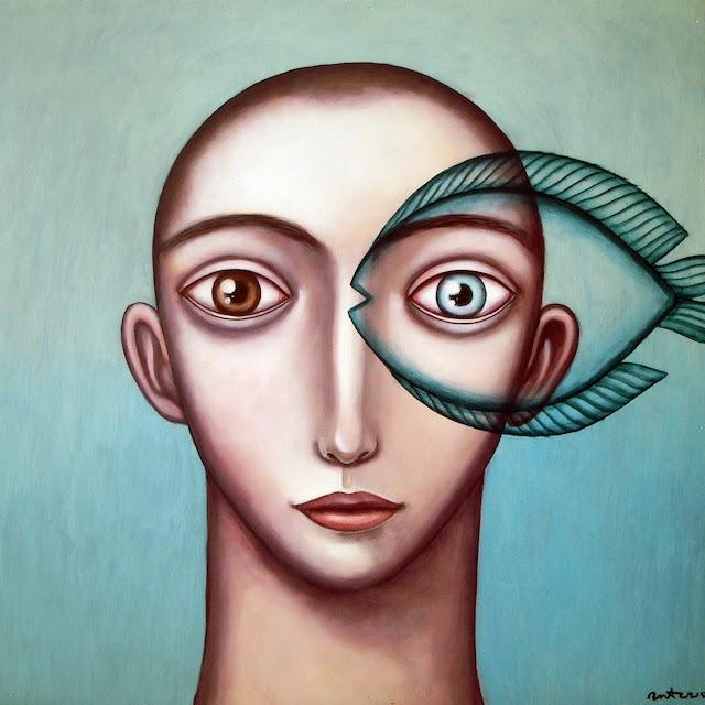 © Antonio Azorín | La Casa Negra | Art & Breakfast | arte a un click | A1CFerias
