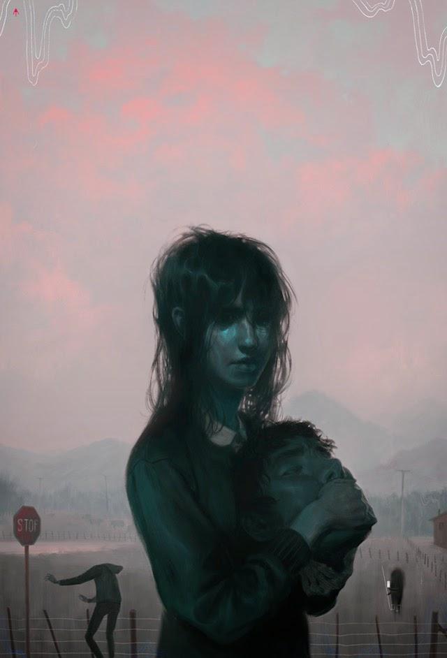 © Adam Tan | ilustración | pintura | painting | arte a un click | A1CGalería