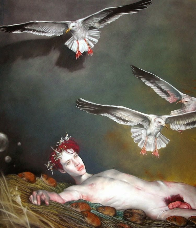 ©  Barnaby Whitfield | pintura | realismo | arte a un click | A1CGalería