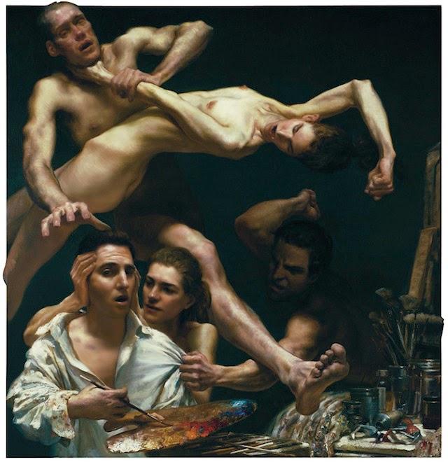 © Christopher Pugliese | pintura | painting | arte a un click | A1CGalería