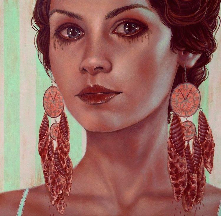 ©  Casey Weldon | ilustración | arte a un click | A1CGalería