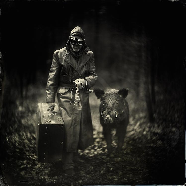 © Alex Timmermans | fotografía analógica | colodión húmedo | arte a un click | fotografía | A1CGalería