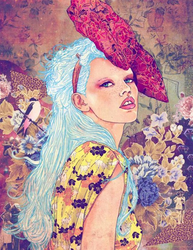 © Fab Ciraolo   ilustracion   arte a un click   A1CGalería