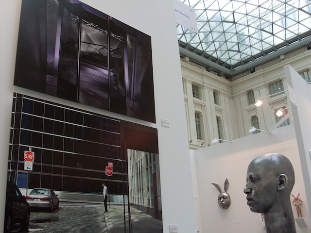 © Cesar Lacalle | Art Madrid'15 | Ferias 2015 | arte a un click | A1CFerias