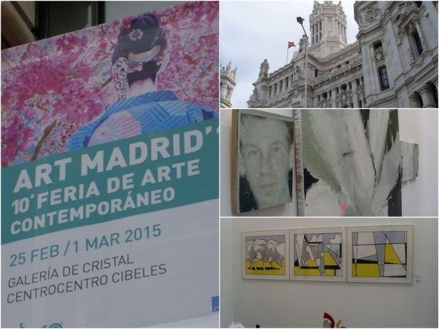 Art Madrid'15   Ferias 2015   arte a un click   A1CFerias