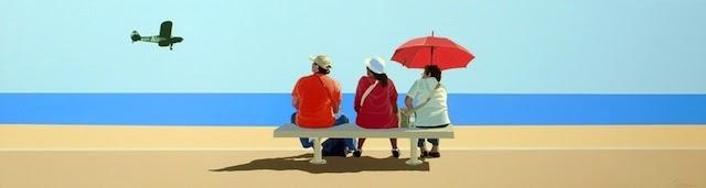 © Pablo Maeso | Vuelo rasante | El Quatre | Art Madrid'15 | arte a un click | A1CFerias