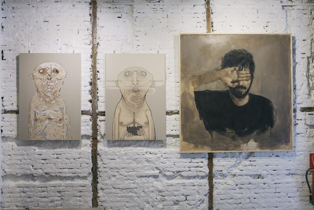 © Desi Civera | ESPOSITIVO | Arte urbano | galería de arte | arte a un click | A1CExpos