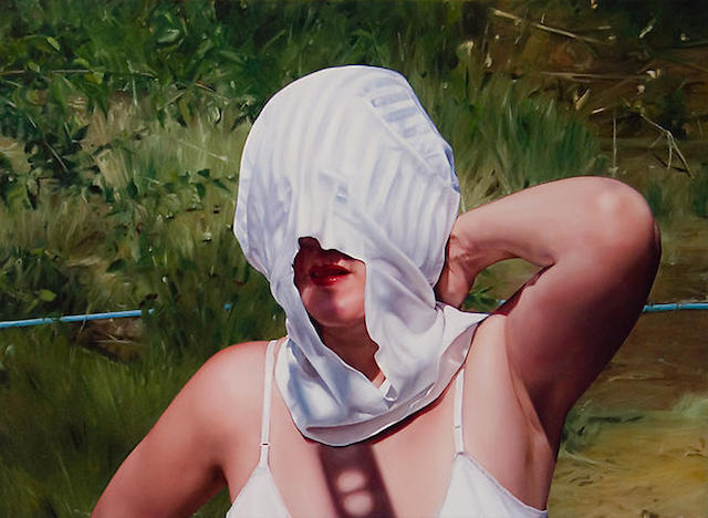 © Jennifer Nehrbass  | pintura | collage | arte a un click | A1CGaleria