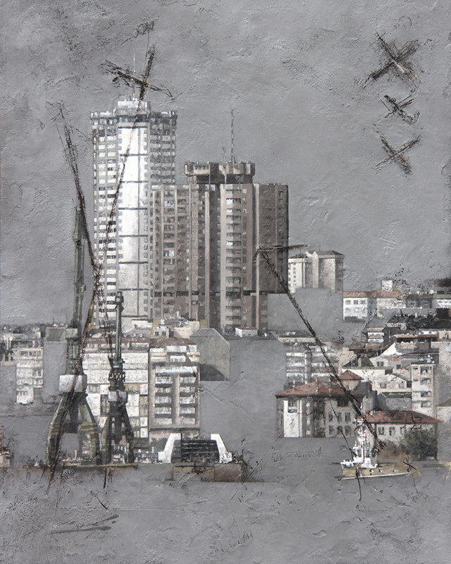 © Jano Muñoz   Galería Moret Art   Art Madrid'15   arte a un click   a1cFerias