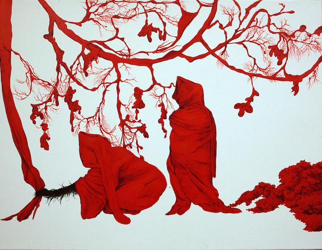 © Jesús Zurita   Marc Decoene Fine Arts  Art Madrid'15   arte a un click   a1cFerias