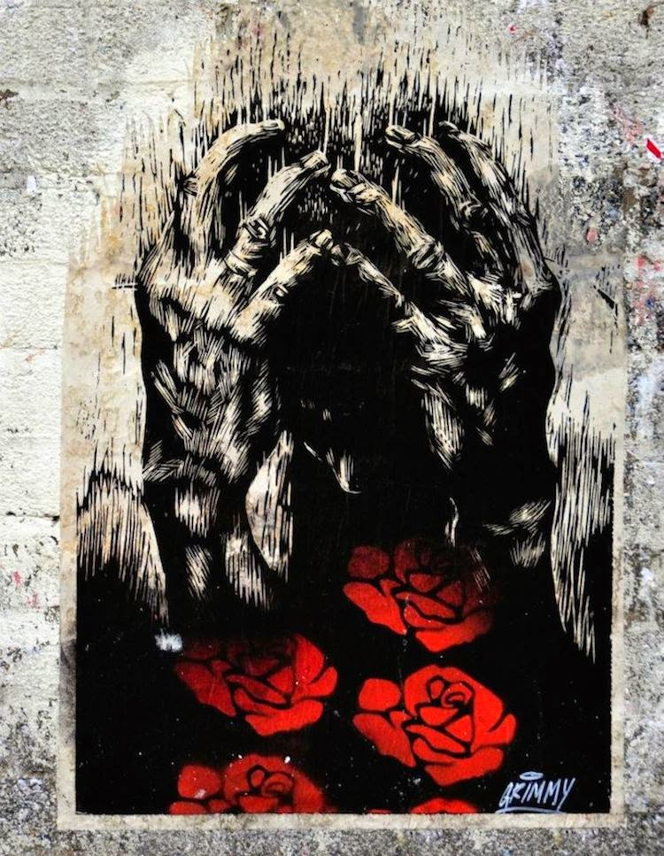 © Dale Grimshaw | street art | pintura | arte a un click | A1CGalería