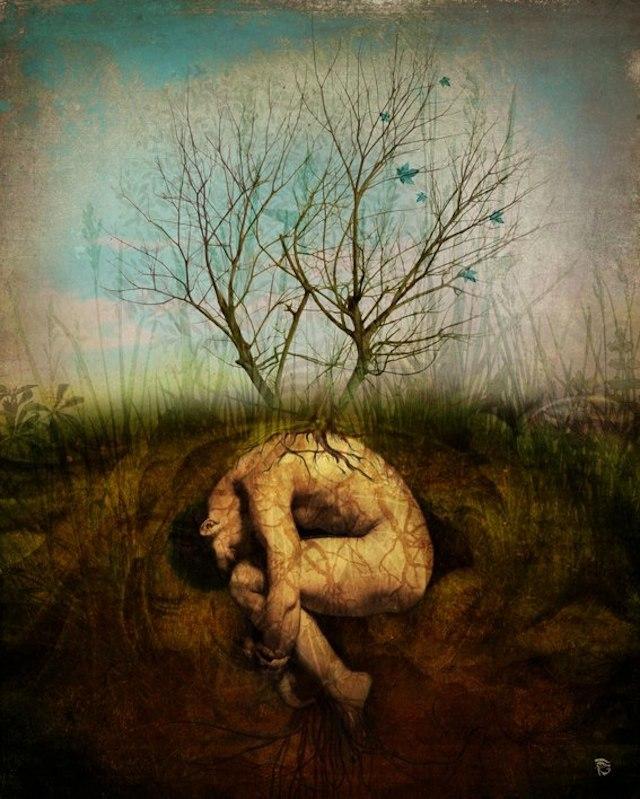 © Christian Schloe | arte digital |pintura | surrealismo | arte a un click | A1CGalería