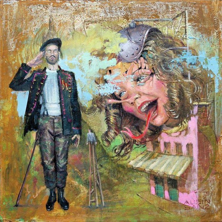 © Ausín Sainz | pintura | fotografía | instalación | videoarte | arte a un click | A1CGalería