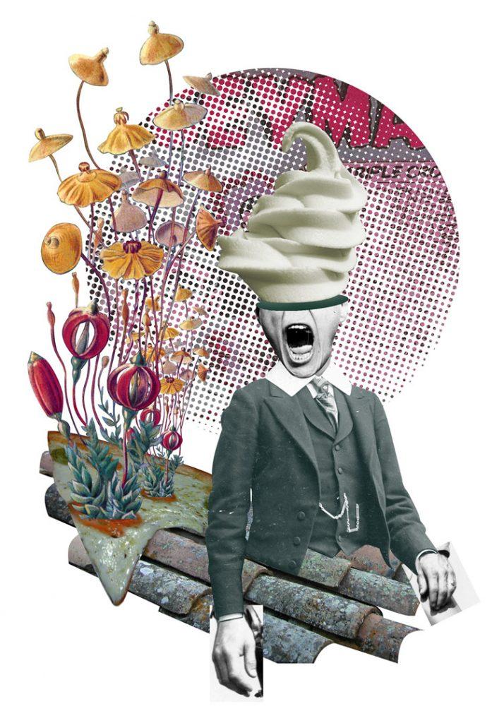 © Isabel Chiara | At the Grave of the invisible man (1) | Laura G. Vidal | MUJERES MIRANDO MUJERES | MMM | arte a un click | A1CProyecto