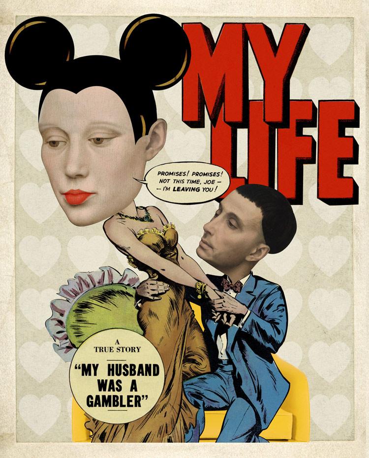 © Isabel Chiara | Bad Romance (1) | Laura G. Vidal | MUJERES MIRANDO MUJERES | MMM | arte a un click | A1CProyectos