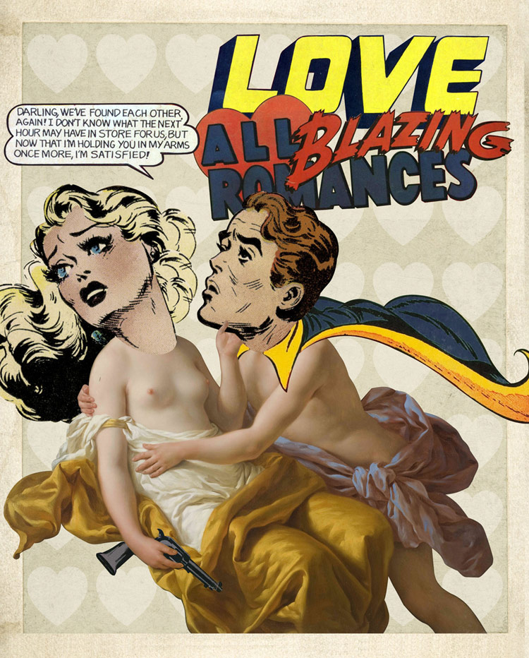 © Isabel Chiara | Bad Romance (2) | Laura G. Vidal | MUJERES MIRANDO MUJERES | MMM | arte a un click | A1CProyectos