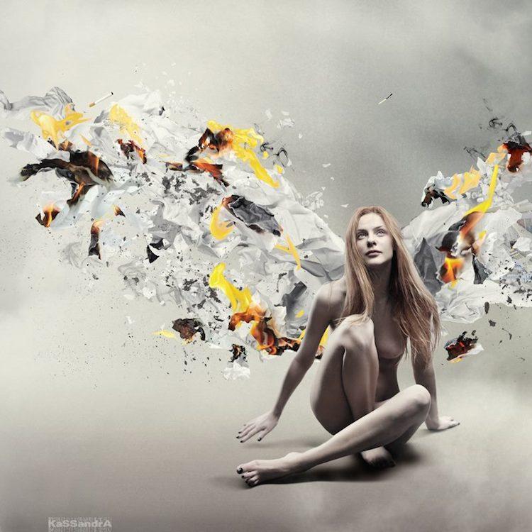 © Elena Vizerskaya | Kassandra | fotografía | Arte a un Click | A1CGalería