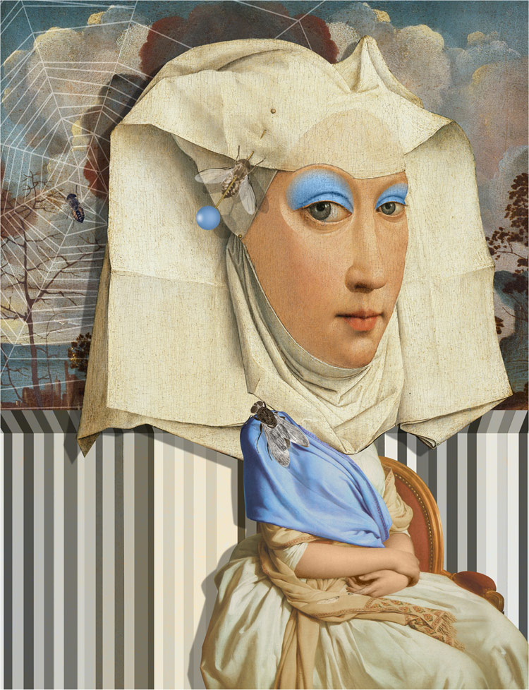 © Isabel Chiara |  Lady of the Flies | Laura G. Vidal | MUJERES MIRANDO MUJERES | MMM | arte a un click | A1CProyectos