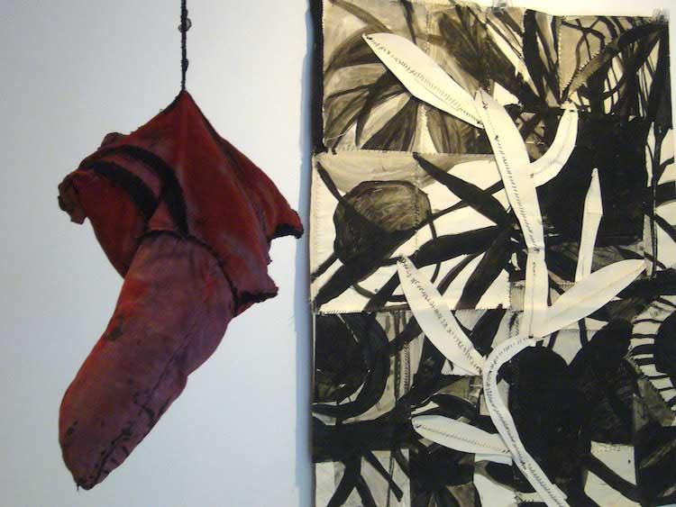 © Teresa Matas | Mariposa roja | Teresa Miquel | MUJERES MIRANDO MUJERES | MMM | arte a un click | A1CProyectos