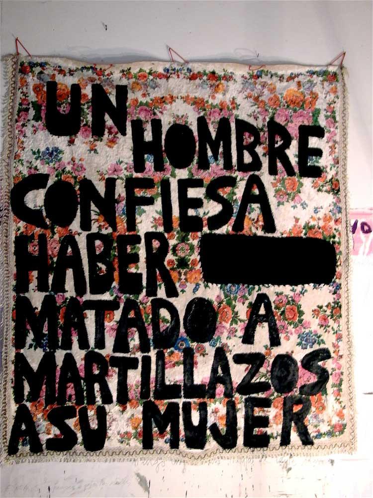 © Teresa Matas | Yo confieso| Teresa Miquel | MUJERES MIRANDO MUJERES | MMM | arte a un click | A1CProyectos