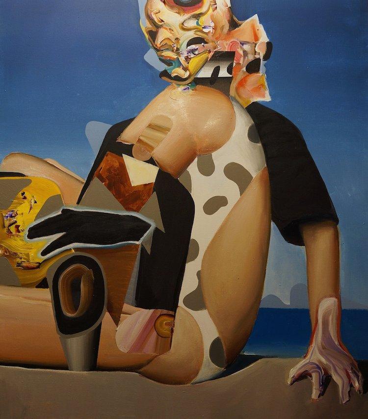 © Daniel Maczynsk | pintura | arte a un click | A1CGalería