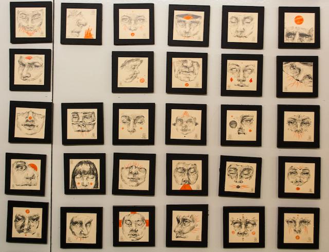 © La galería de Magdalena | Regalos suburbanos | Plaza de España | Línea Zero | Madrid Street Art Project | arte a un click | A1CExpos