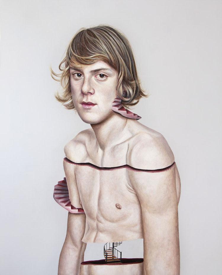 Secuelas | © David Catá  | pintura | entrevista | arte a un click | A1CGalería