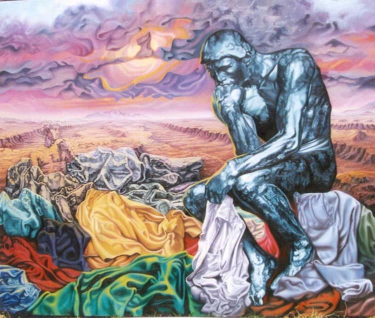 Ignacio Lazabal   pintura   realismo   arte a un click   A1CGalería