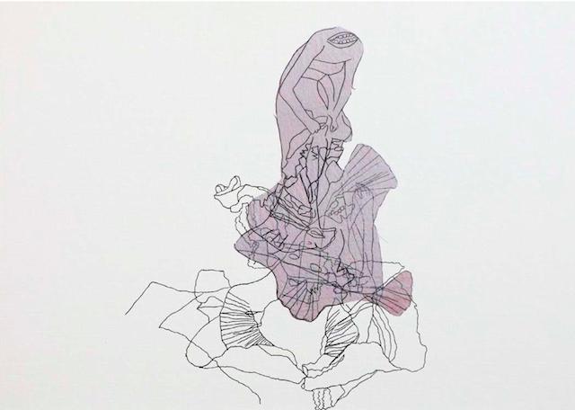© Estefania Martín Sáenz | pintura | Espacio Nuca | arte a un click | A1CExpos