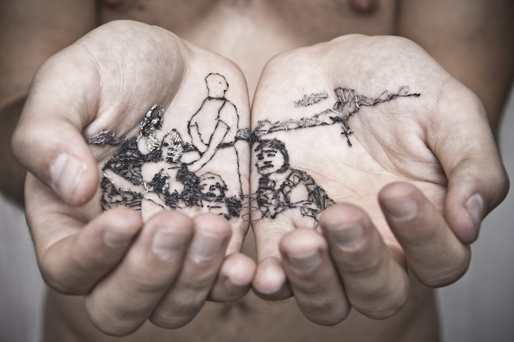 Cicatrices abiertas | © David Catá  | fotografía | entrevista | arte a un click | A1CGalería