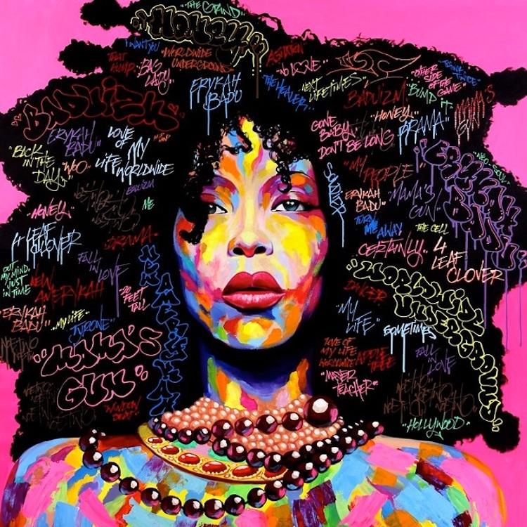 © Noe Two | street art | pintura | artista urbano | arte a un click | A1CGalería