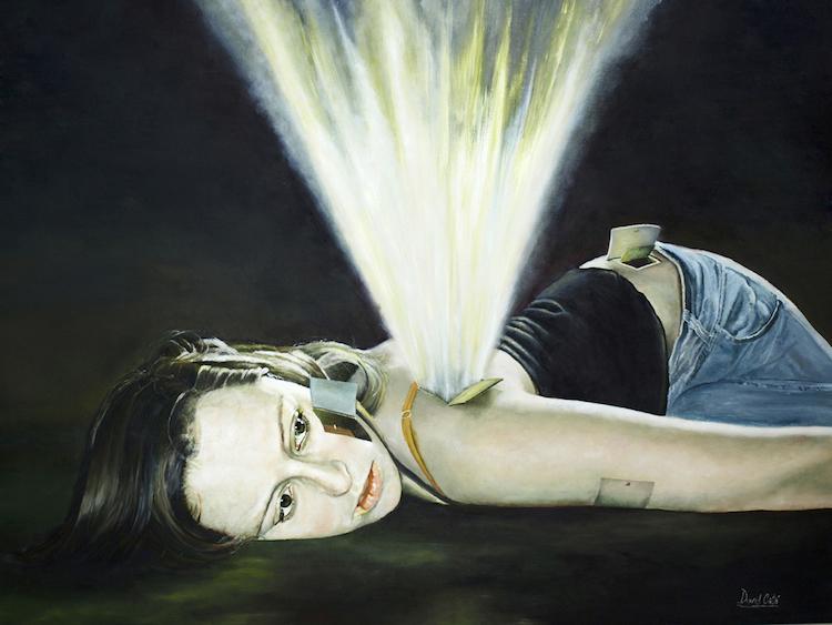 Olvidos recordados | © David Catá  | pintura | entrevista | arte a un click | A1CGalería