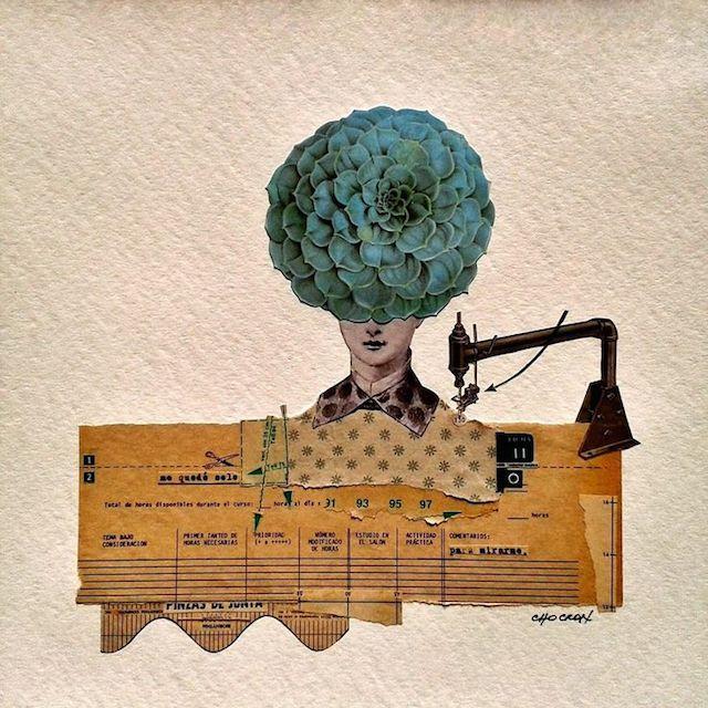 © Carolina Chocrón | Un encuentro en la calle | arte a un click | A1CExpos
