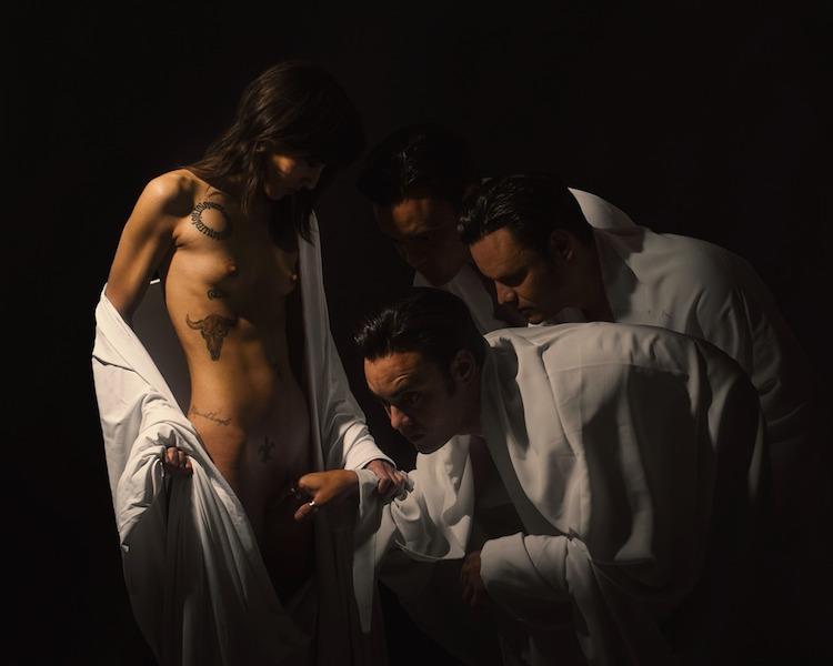 ©  Pierre Fudarylí    pintura   fotografía   fotomanipulación   Arte a un Click   A1CGalería