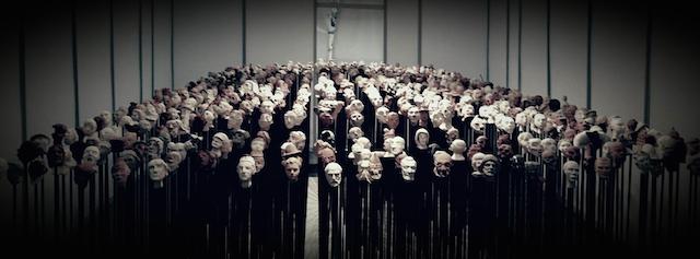 © 1001 Caps | CCA Andratx | escultura | exposición 2015 | Miguel Segura | arte a un click | A1CExposç