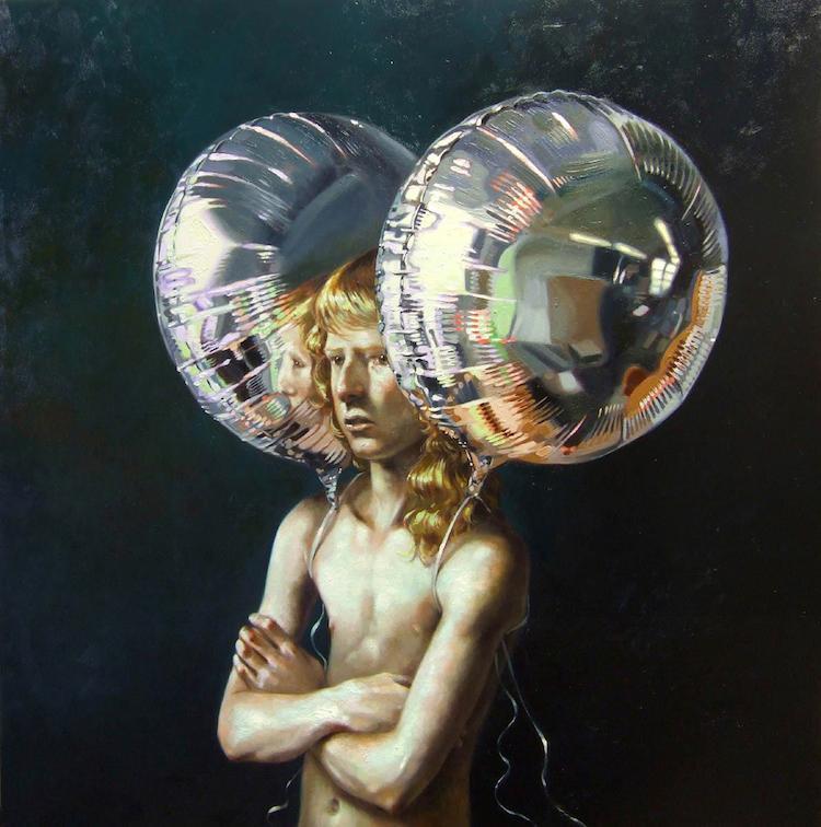 © Robin F. Williams | pintura | figuración | realismo | arte a un click | A1CGalería