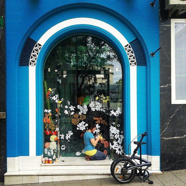 © Le | C.A.L.L.E 2015 | exposición | street art | arte a un click | A1CFerias