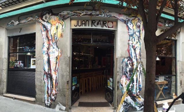 © Ze Carrión | C.A.L.L.E 2015 | exposición | street art | arte a un click | A1CFerias