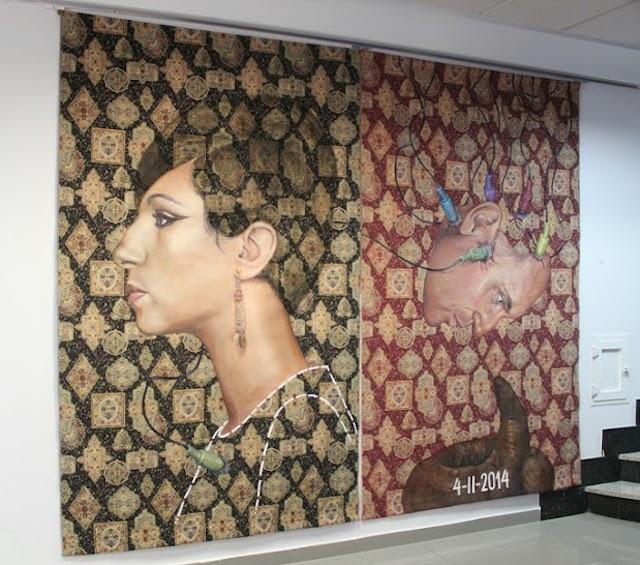 © Ausín Sáinz | Efecto Streisand | No apta para todos los públicos | exposición 2015 | Serendipity Coworking | arte a un click | A1CExpos
