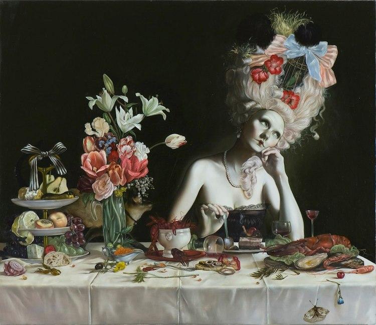 © Anita Arbidane | pintura | realismo | arte a un click | A1CGalería